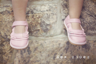 New Shoes | by DebbieAllan {Been missing for a while...}