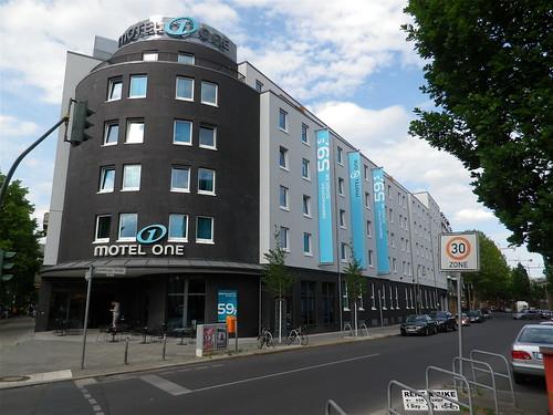 Permalink to Motel One Bellevue