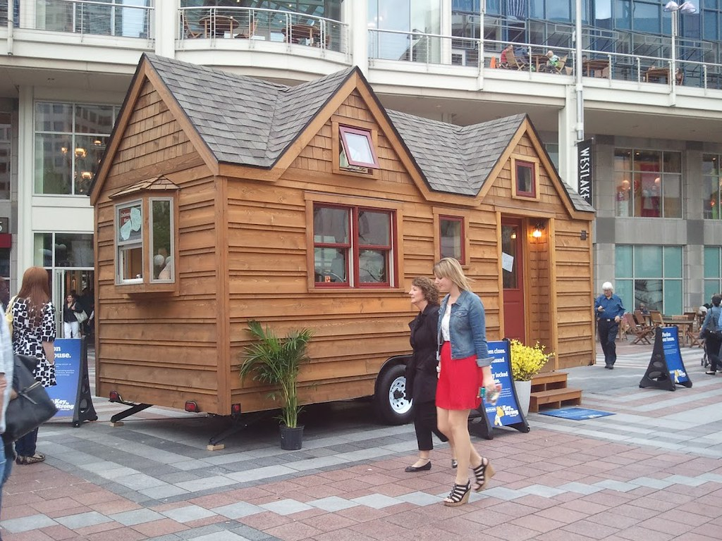 Tiny House At Westlake This Tiny House Was Parked At