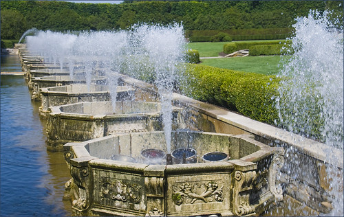 Longwood Garden Fountains -- Kennett Square June 2012 | by Ron Cogswell