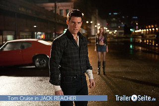 Tom Cruise in Jack Reacher | by trailerseite