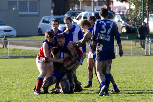 Fitzroy V Mazenod Rd11 2012 | by Rick Wilson Images