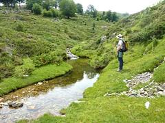 Traversée Croce-Frauletu : pozzi du ruisseau de Teppa Ritonda