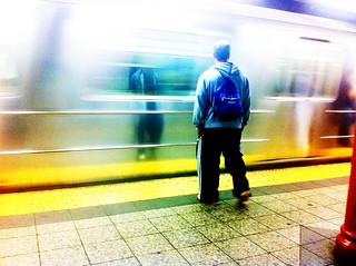 COLOR SUBWAY | by bill sweeney4