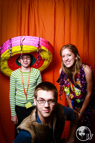 Wonder Space tech camp photo booth 2 | by whitleystratton
