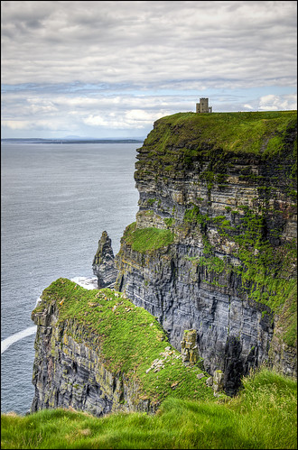 The Cliffs of Moher - The Burren, County Clare - Ireland | by helikesto-rec