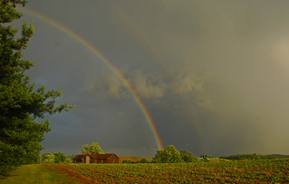 Rainbow After the 2nd Storm | by thoeflich