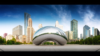 Cloud Gate, Chicago | by d.r.i.p.