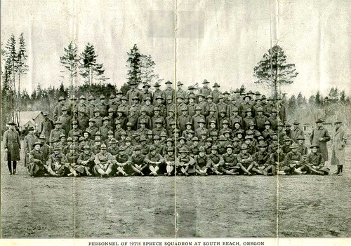 Picture of the 79th Spruce Squadron