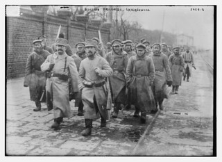 Russian prisoners, Skiernewice  (LOC) | by The Library of Congress