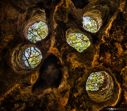 Holes by Matt Anderson. Middle Caicos Indian Conch Bar Caves | by Matt Anderson Photography