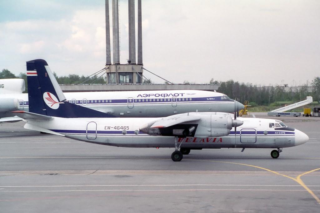 ... EW-46465 Antonov AN-24RV Belavia | by pslg05896