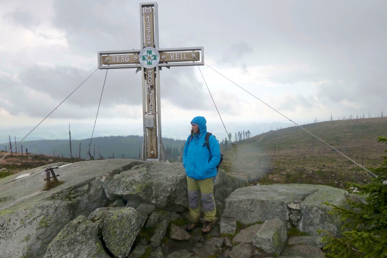 Nový Gipfelkreuz
