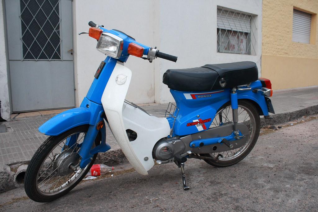 Honda Econo Power C70