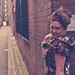 Kazzthespazz.com | Tribal Print Dress with hood