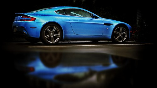 V8 Vantage | by Brent Mooers Photography
