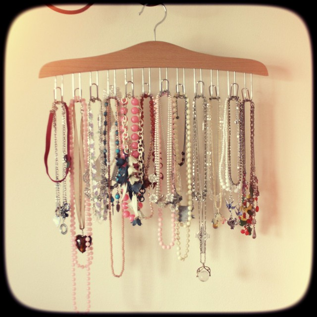 Lidl Belt Hanger As Necklace Storage Flickr Photo Sharing