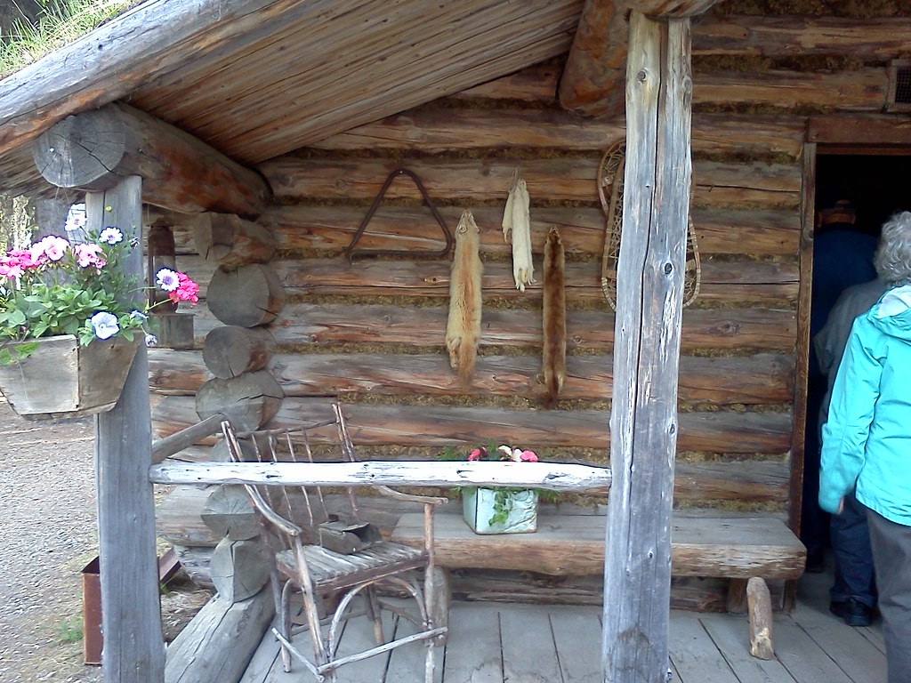 Fairbanks Riverboat Discovery Chena Indian Village Flickr