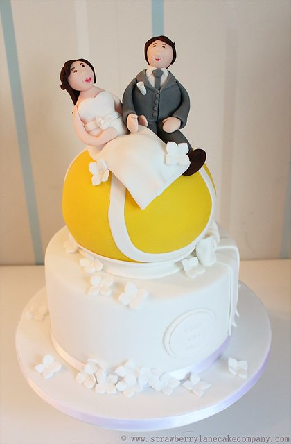 tennis themed wedding cake tennis themed wedding cake flickr photo 20796