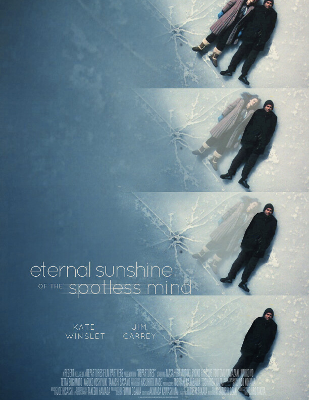 Eternal Sunshine of the Spotless Mind | I can't voice the sh ...