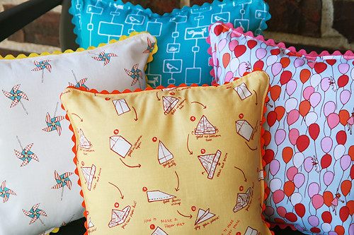 Pillow Backs | by Fresh Lemons : Faith