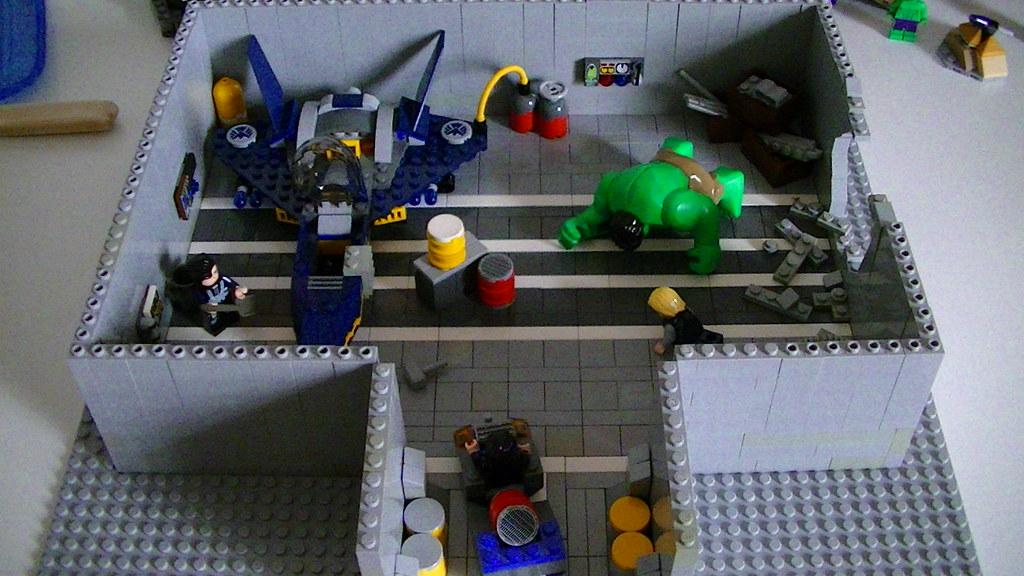 lego avengers hulk vs thor - photo #29