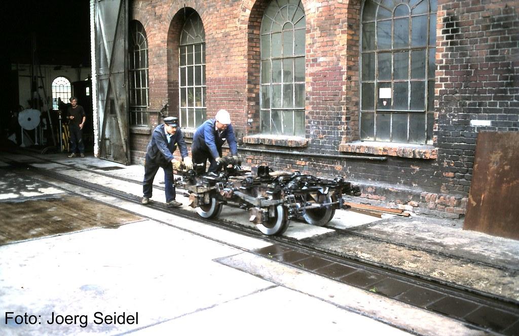 D-19348 Perleberg Deutsche Reichsbahn/DB AG Werkabteilung … | Flickr