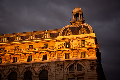 Musée d'Orsay at Sunset - Paris | by ChrisGoldNY
