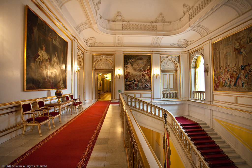 Christiansborg Palace The Royal Reception Rooms
