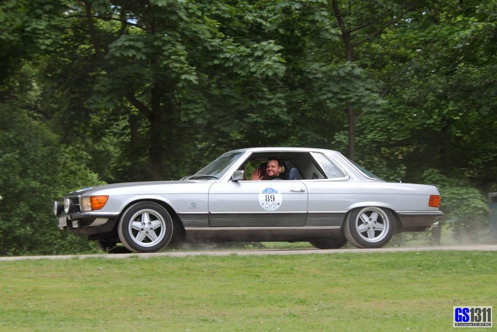 Pimped Mercedes Sl