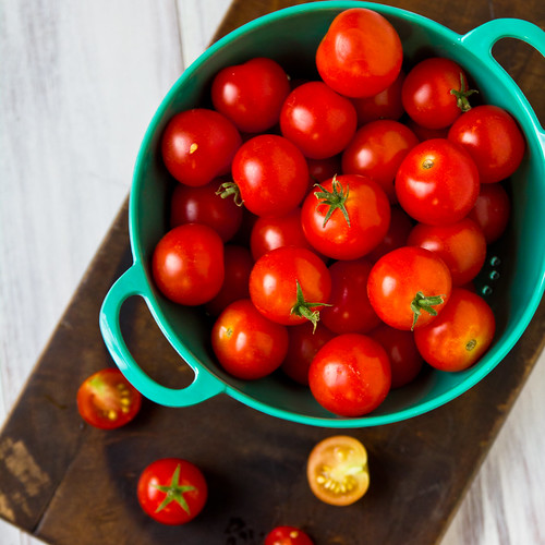Cherry Tomatoes | by TheBrewer&TheBaker