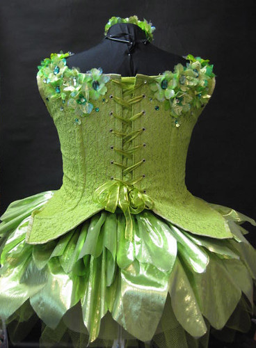 plus size tinkerbell costume back | Raven | Flickr