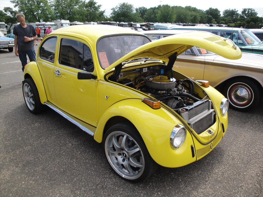 1973 Volkswagen Beetle | Minnesota Street Rod Association 39… | Flickr