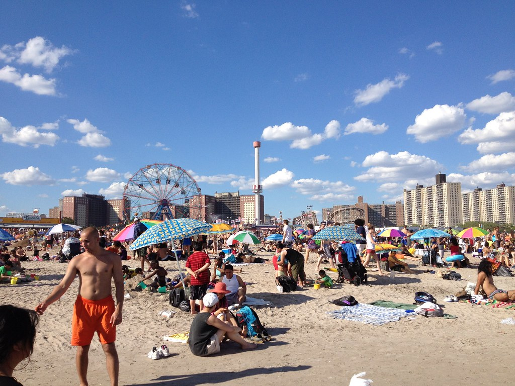 Coney Island Beach Restoration