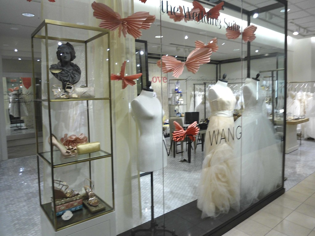 Vera Wang Wedding Suite at Nordstrom Downtown Seattle WA | Flickr