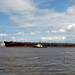 Formosa Bulk Allstar departing Newcastle 1