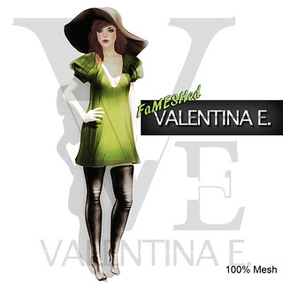 Valentina E. New MESH Releases For FaMESHed | by Evangeline Eames/Valentina E.