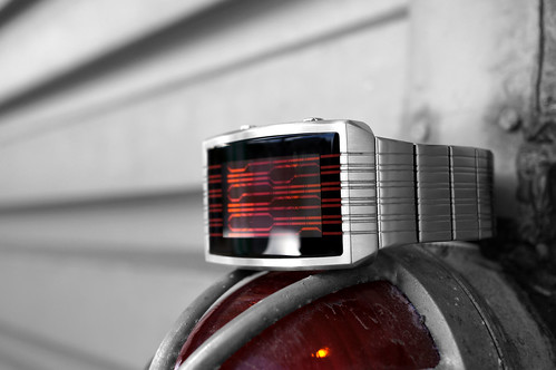 Kisai Online LCD Watch Design with Accelerometer from Tokyoflash Japan | by Tokyoflash Japan