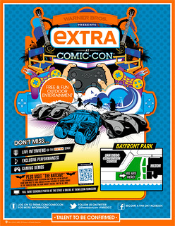 Warner Bros. Presents Extra at Comic Con | by fbtb