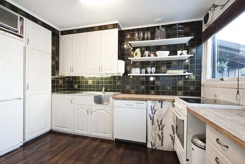 Ikea White Kitchen Wine Rack