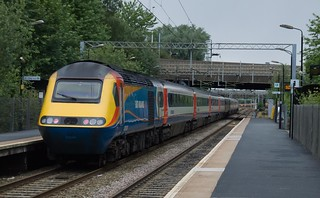 Class 43049-066 at Tame Bridge Parkway | by Connor Owen Skidmore`s Photography