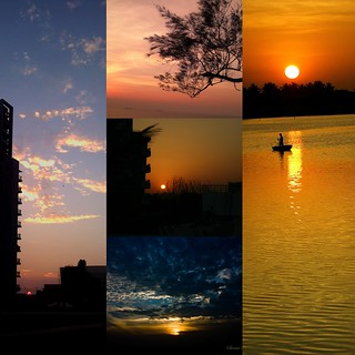 Sunrise and Sunsets | by Swami Stream