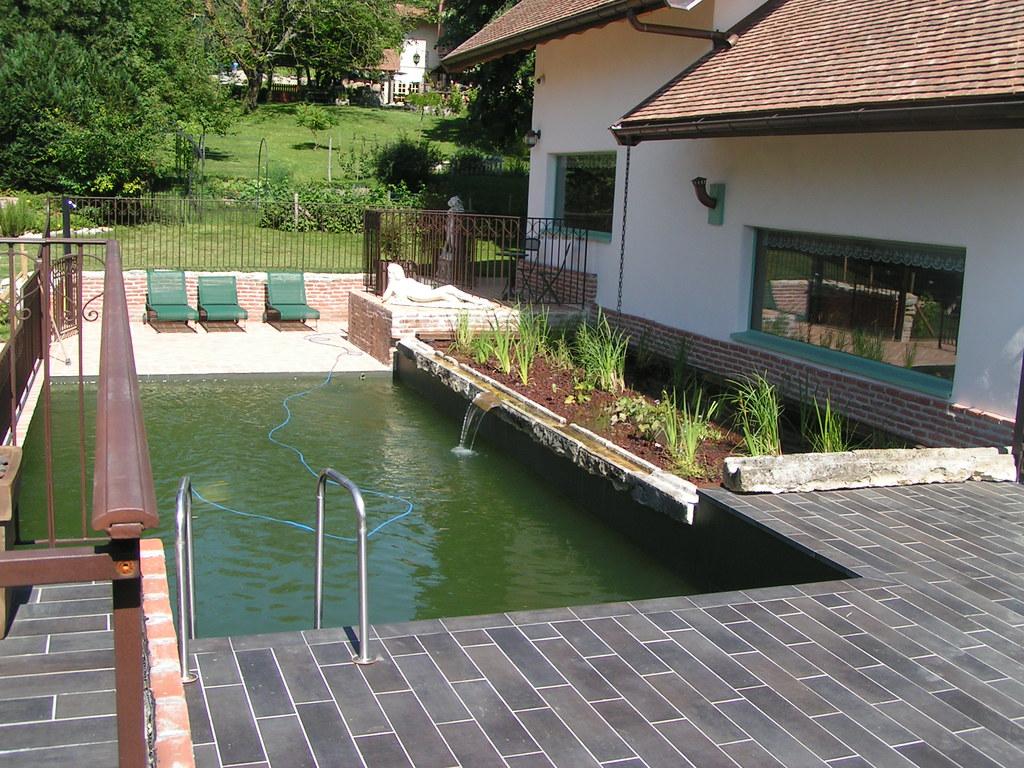 Holy1207 007 brison st innocent notre piscine biologique alfandfrance12 flickr for Piscine biologique