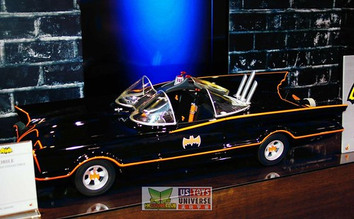 Ani-com coverage: Hot Toys 60's Batmobile | by marvelousRoland