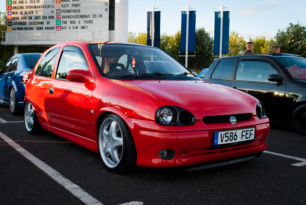 vauxhall corsa b gsi josh bowe flickr. Black Bedroom Furniture Sets. Home Design Ideas