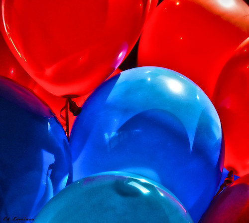 Balloons | by The Lovelace Photography