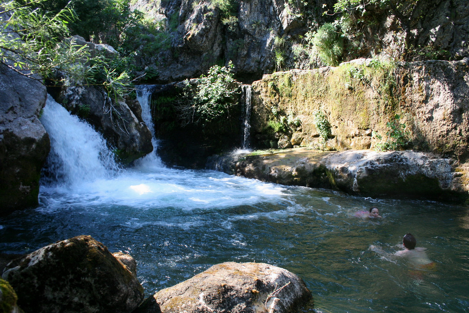 Waterfall near Lake Skadar | by Undiscovered Montenegro