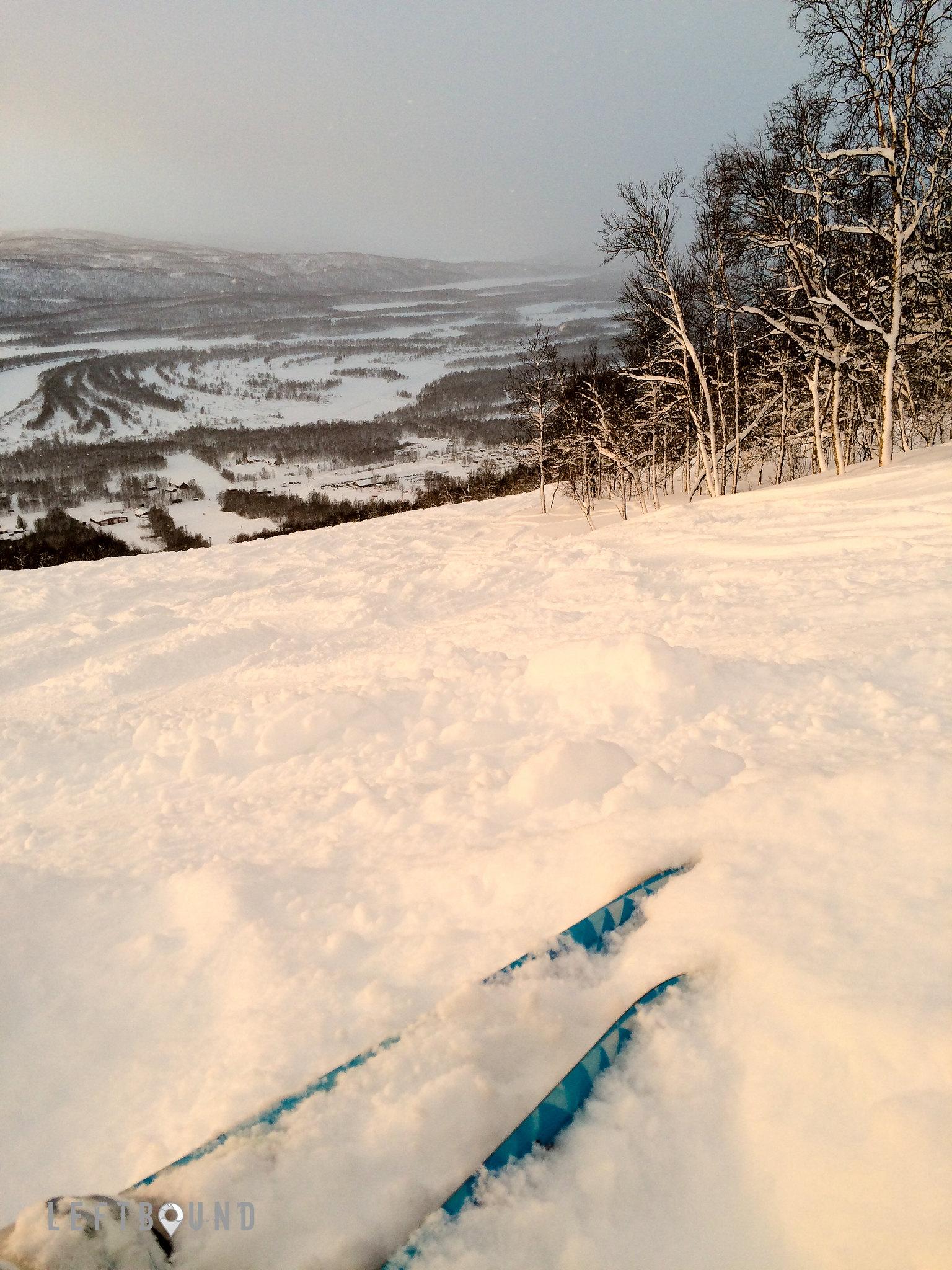 Soft terrain ahead