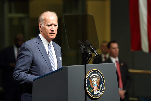 Vice President Biden's Visit to Riga, August 23, 2016