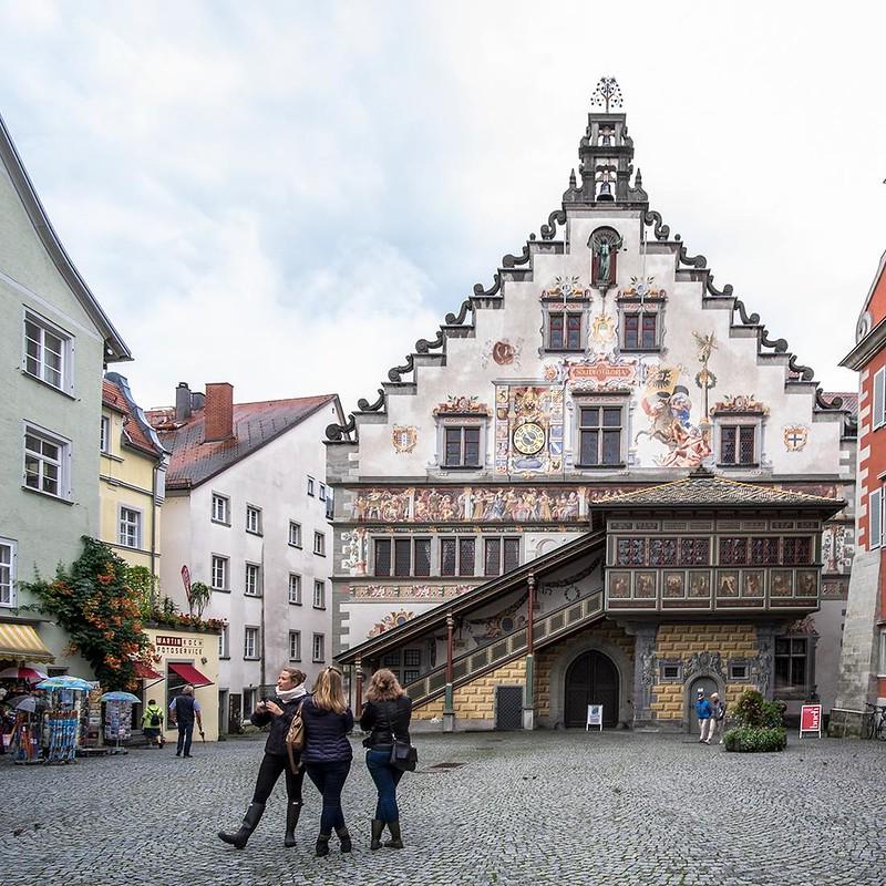 Ayuntamiento viejo Lindau